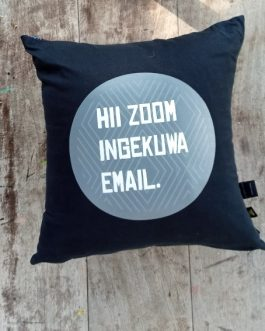 SCATTER CUSHION: HII ZOOM