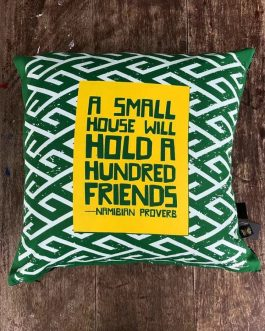 SCATTER CUSHION: SMALL HOUSE