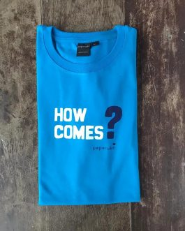 HOW COMES MENS TEE