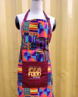 WORDS ARE SWEET APRON