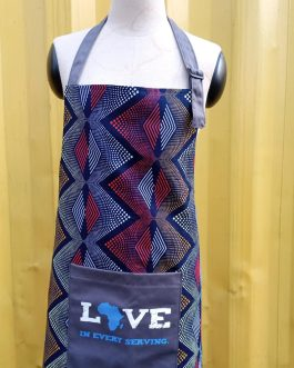 LOVE IN EVERY SERVING APRON