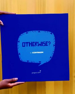 40*40 WALL ART : OTHERWISE