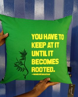 SCATTER CUSHION: ROOTED